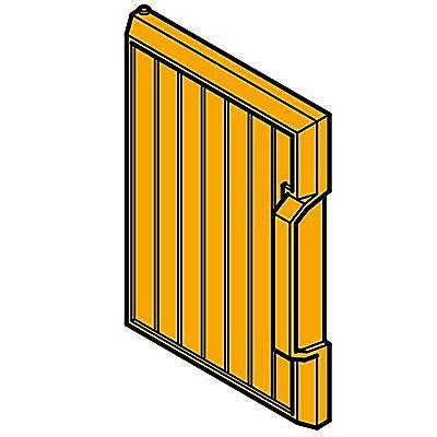 30468360_sparepart/Porte orange du meuble cuisine