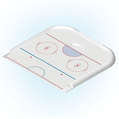 30500210_sparepart/Eishockeyfeld-Hälfte