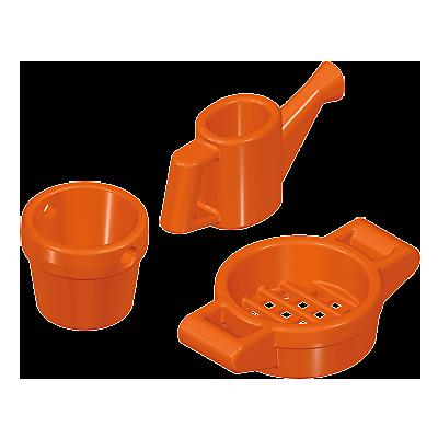 30510062_sparepart/Jouets de sable orange