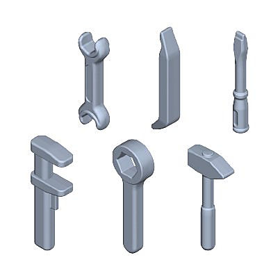 30510332_sparepart/Werkzeug 6-tlg
