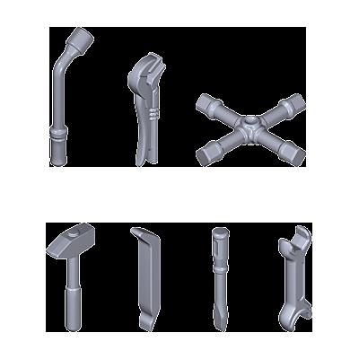 30510492_sparepart/ADAC-Werkzeug II