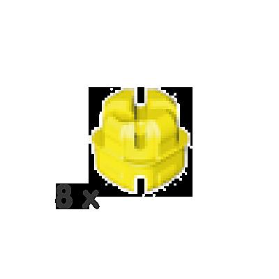 30510520_sparepart/Pivots d'emboitement jaune