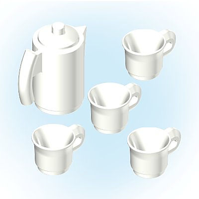 30510590_sparepart/PITCHER/4 CUPS(BAG 1 SET)