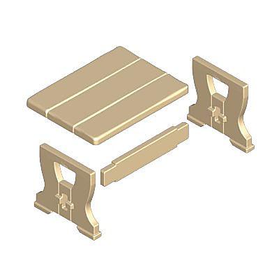 30511962_sparepart/Pieds de table 23x40