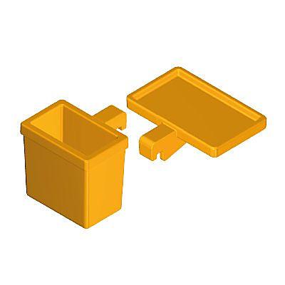 30513470_sparepart/Accessoires orange pour tableau