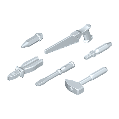 30516250_sparepart/Werkzeug-Werkraum 6Tlg