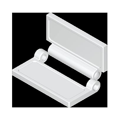 30516320_sparepart/Petite tablette blanche