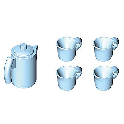 30516360_sparepart/pot/cups