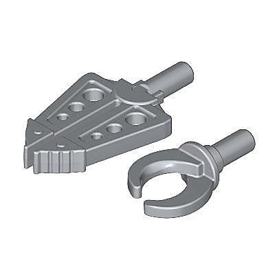 30516880_sparepart/2 pinces grises