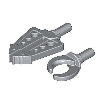 30516880_sparepart/WINCH TOOLS (GRIPPERS) (2 PC) GREY