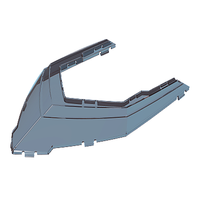 30518090_sparepart/Partie du vaisseau grise