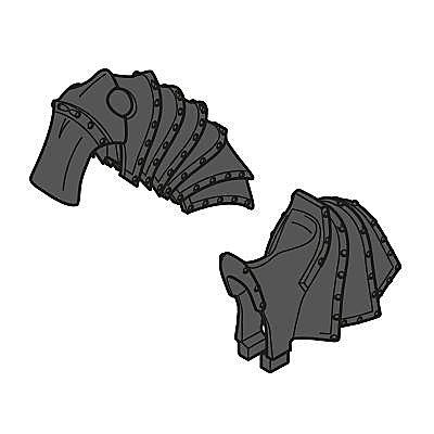 30603822_sparepart/Rüstung-Pferd 99 2-tlg.