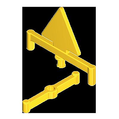 30611810_sparepart/stand:wrn.triangle,yellow II