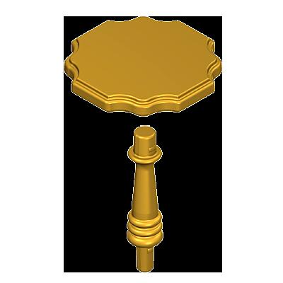 30613620_sparepart/Plateau/colonne de table ronde