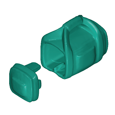 30616000_sparepart/BODY/FLAP:TRAV.BAG TK.GRN.