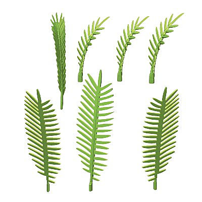 30616430_sparepart/Feuillage de palmier nain