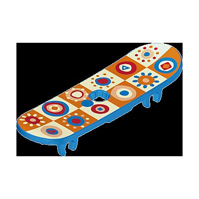 30627035_sparepart/Brett-Skateboard 58 II