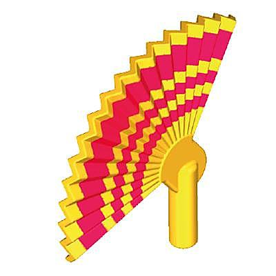 30627663_sparepart/Eventail jaune