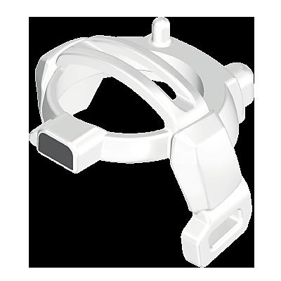 30627683_sparepart/Headset m. Stirnlampe