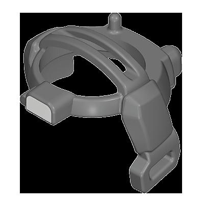 30627953_sparepart/Headset m. Stirnlampe