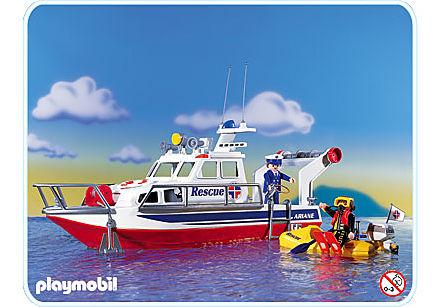 3063-A Vedette de sauvetage detail image 1