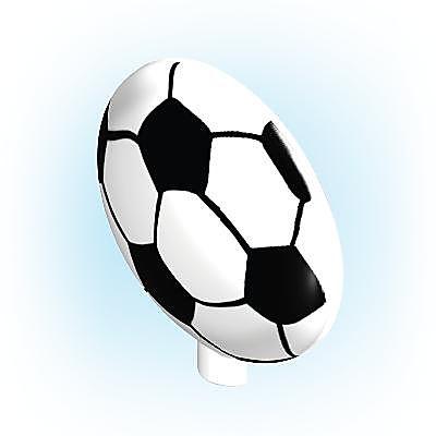 30631564_sparepart/Ballon noir et blanc (2)