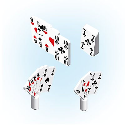30631590_sparepart/CARDS: PLAYING, M