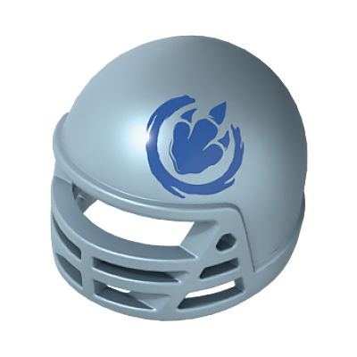 30632117_sparepart/Helm-Football II