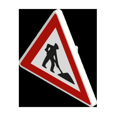 30637540_sparepart/Straßenschild dreieckig