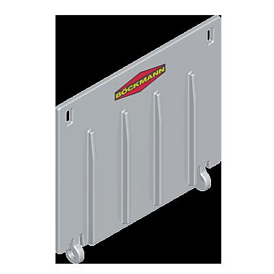 30641603_sparepart/Porte rampe grise