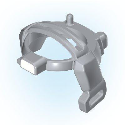 30646114_sparepart/Headset m. Stirnlampe