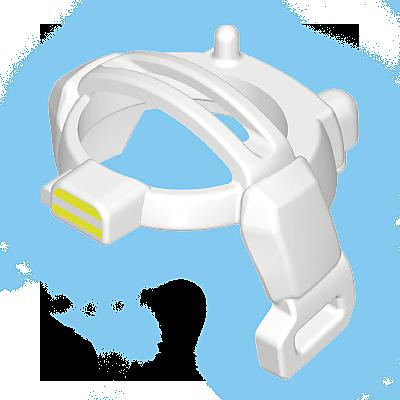 30648495_sparepart/Headset m. Stirnlampe