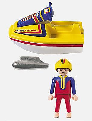 3065-A Jet Ski detail image 2