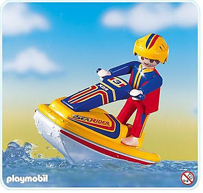 3065-A Pilote/jet ski detail image 1