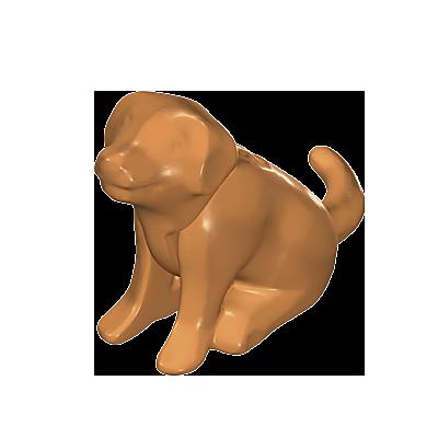 30653522_sparepart/Chiot brun assis
