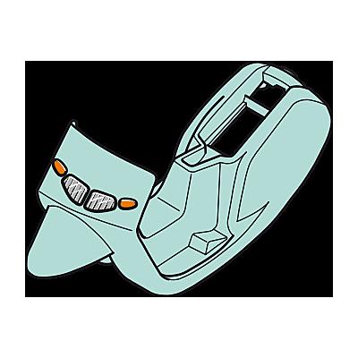 30655404_sparepart/Motorroller o. Reifen
