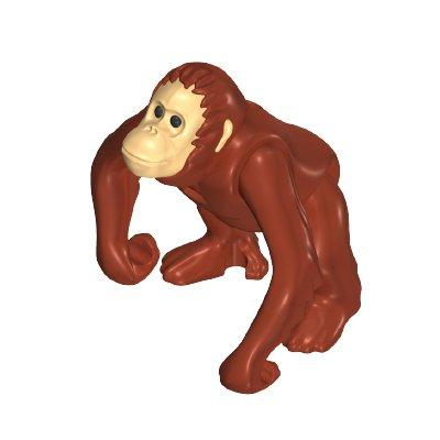 30659412_sparepart/ORANG-UTAN MOM RED/BROWN