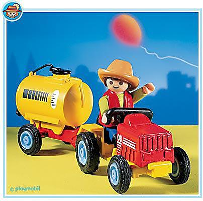 3066-A Kindertraktor detail image 1