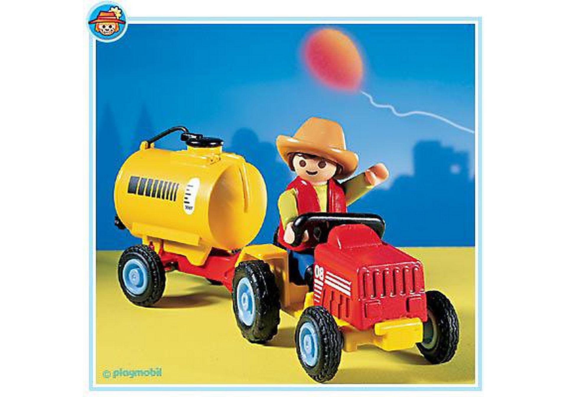 3066-A Kindertraktor zoom image1