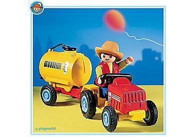 3066-A Kindertraktor