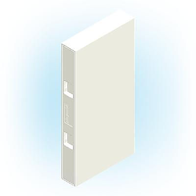 30666610_sparepart/ WALL, SOLID, 2.5  X5