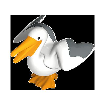 30667013_sparepart/Pelikan fliegend