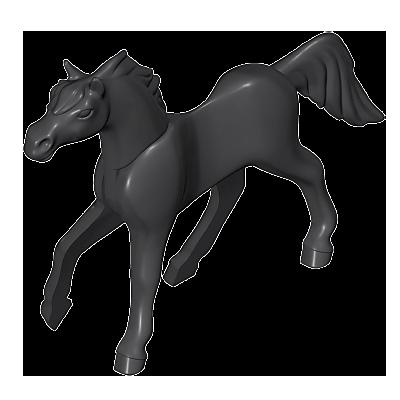 30668142_sparepart/Cheval noir