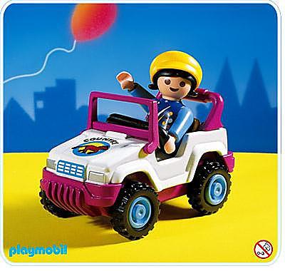 3067-A Kindergeländewagen detail image 1