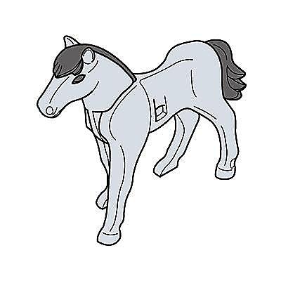 30671600_sparepart/Pferd 99/Kopf rechts