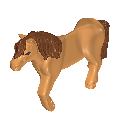 30673603_sparepart/Pony-Zwerg/Kopf links