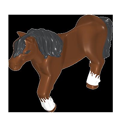 30673743_sparepart/Pony-Zwerg/Kopf links