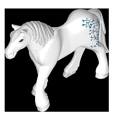 30676643_sparepart/Pferd D-Schneepferd