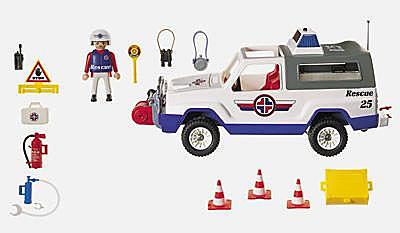 3070-A Unité de secours/4x4 detail image 2
