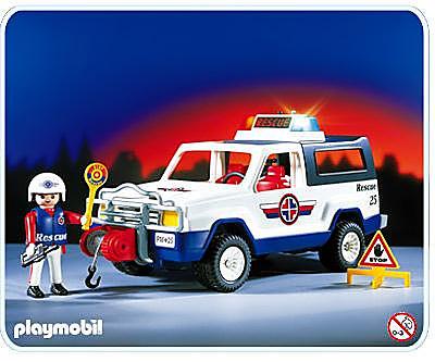 3070-A Unité de secours/4x4 detail image 1